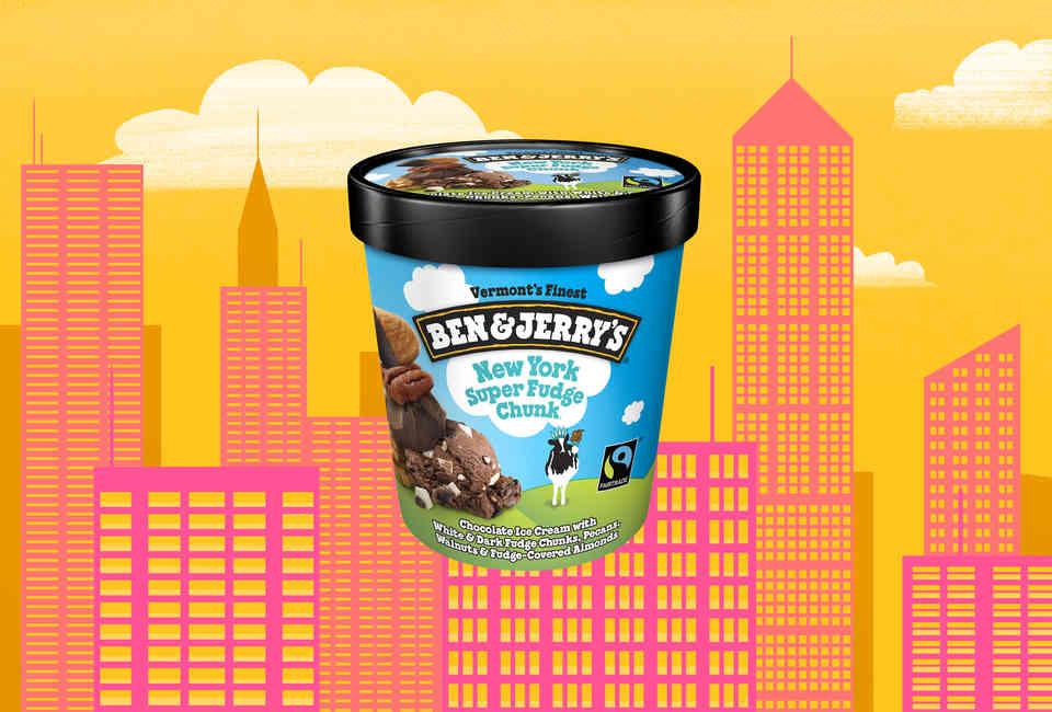 Best Ben & Jerry's Flavors: Every Ice Cream Flavor, Ranked