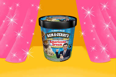 ben and jerry's Americone Dream ice cream pint