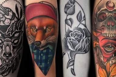 10 Thousand Foxes
