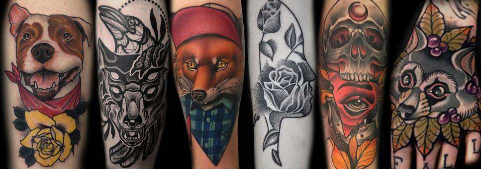 Best tattoo shops in nyc for every tattoo style thrillist for Famous tattoo artists nyc