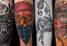 The Best Tattoo Shops in New York City