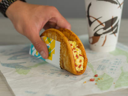 french toast taco bell