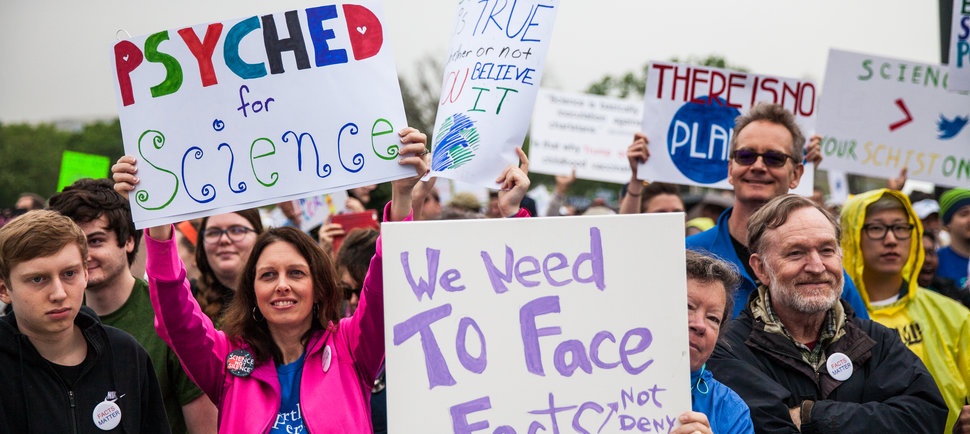 Everything You Need to Know About DC's March for Science