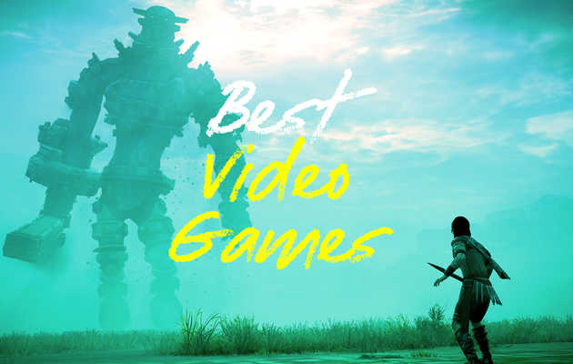 The 30 Best Video Games of 2018