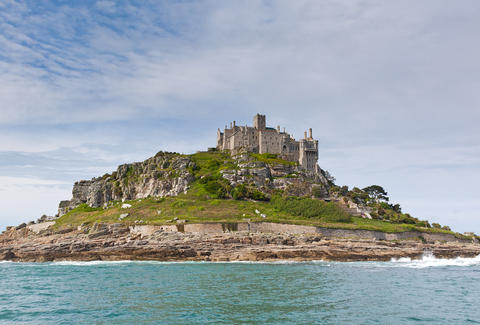 St Michaels Mount Job Listing Will Pay You To Live In A Castle