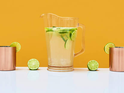 Moscow Mule Pitcher