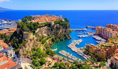 Le Rocher, Monaco