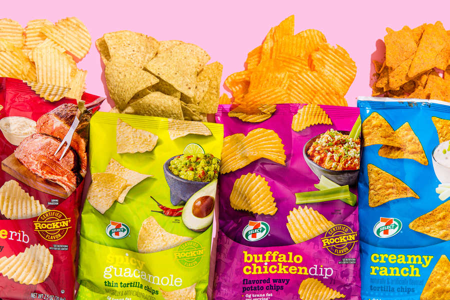 7 Eleven Chip Review Why 7 Select Potato Chips Are The Best Snack Thrillist
