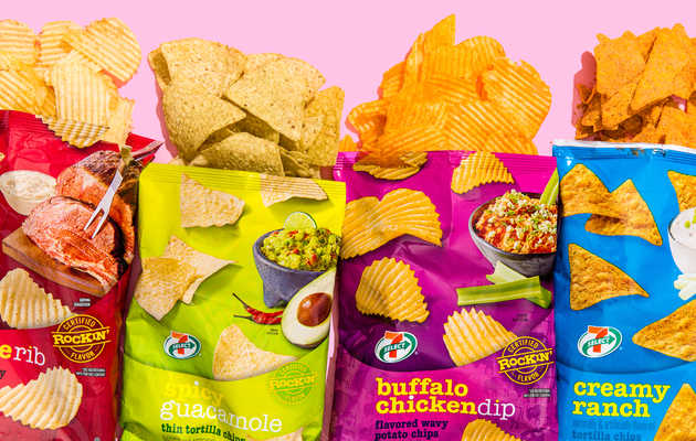 If You Aren't Eating 7-Eleven Chips, You Aren't Living Your Best Life