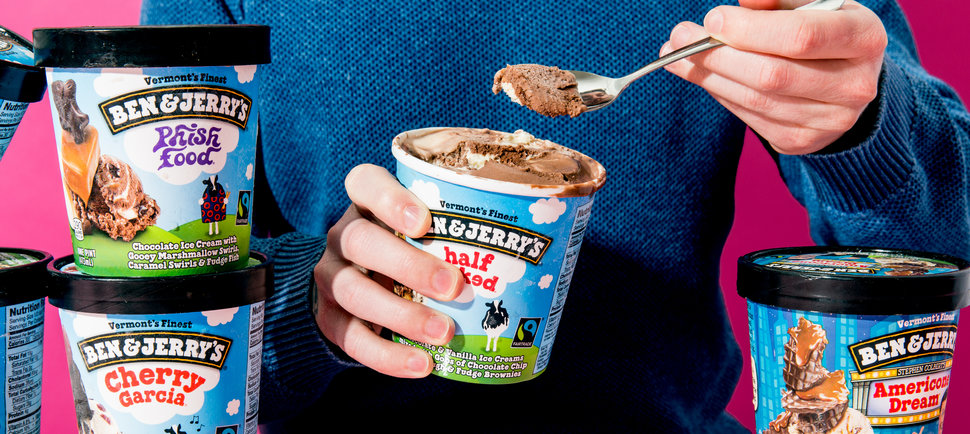 Every Ben & Jerry's Flavor, Ranked