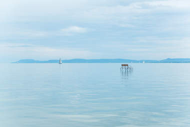 Balaton lake, Hungary
