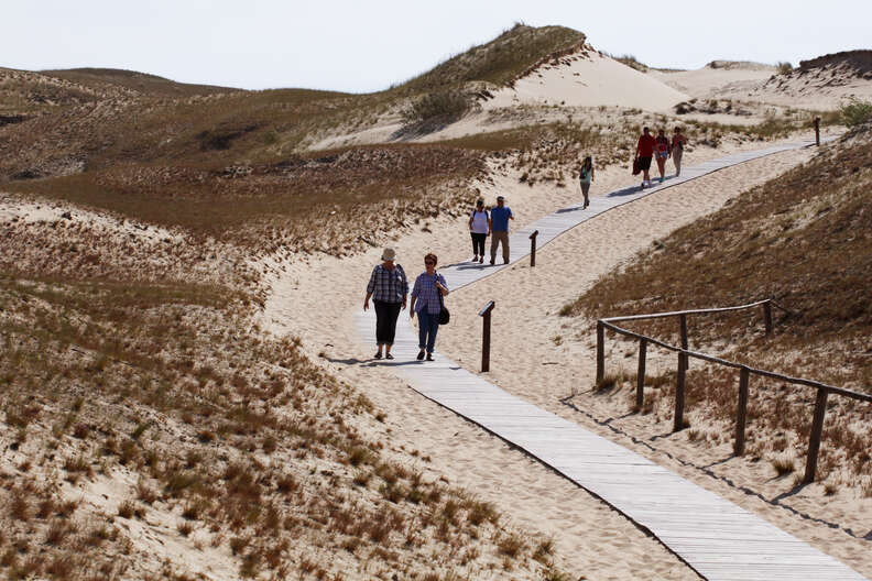 Curonian Spit, Lithuania