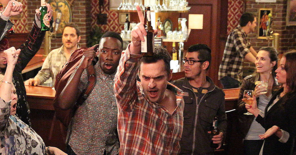 New Girl Quotes From Nick Miller On Drinking Thrillist