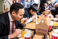 Why It's OK to Crave American Fast Food When You're Abroad