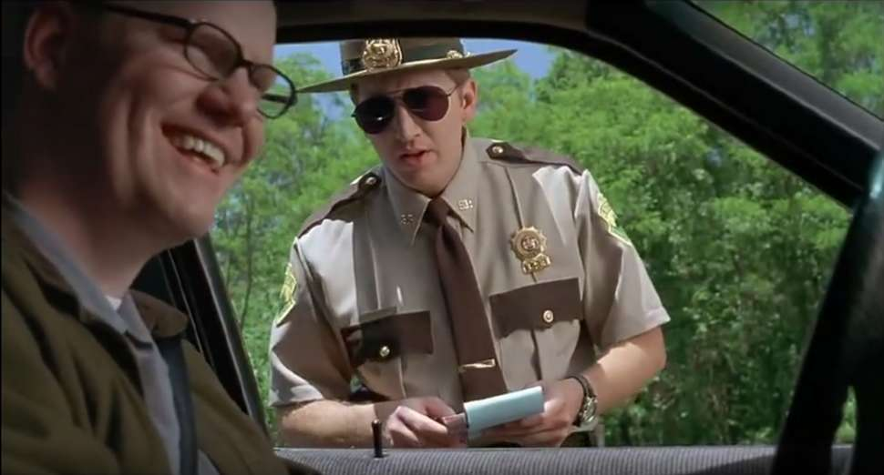 super troopers meow gag