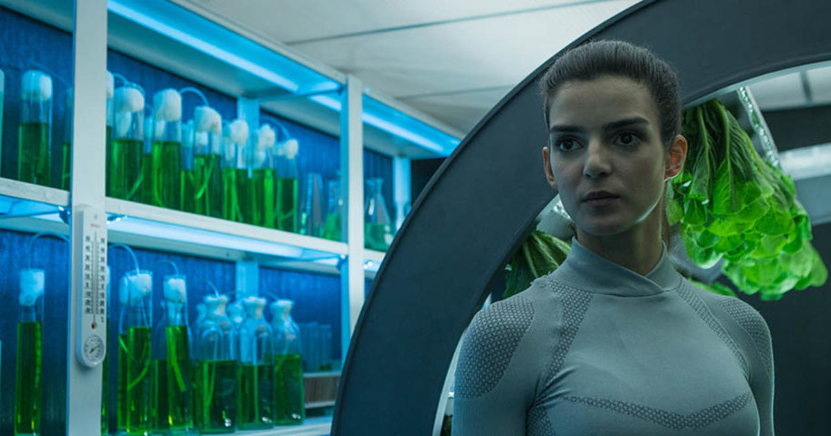 Netflix's New Sci-Fi Thriller