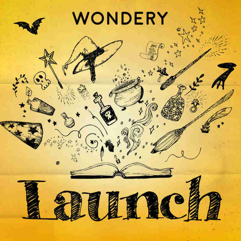 'Launch' cover art.