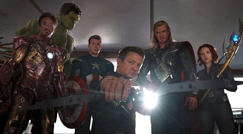 the avengers hero shot