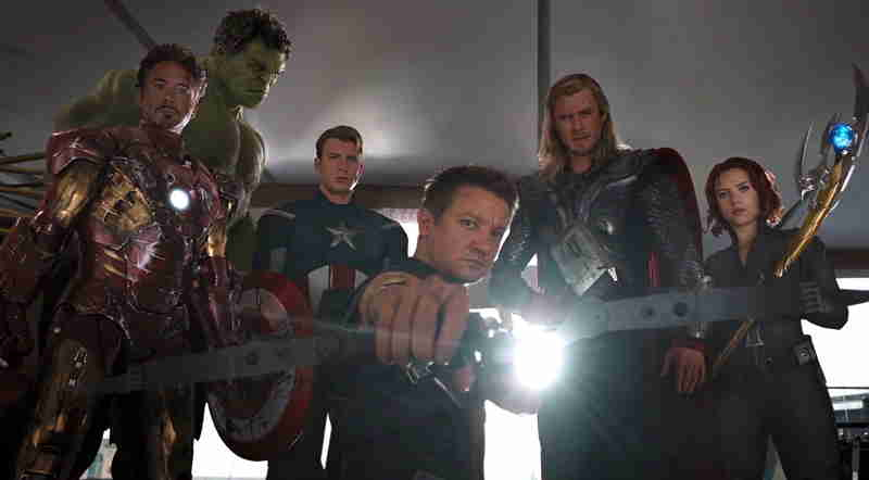 the avengers hero shot