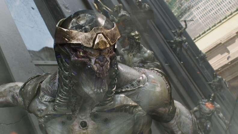 Chitauri warrior