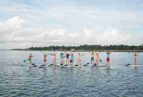 Charleston SUP Safaris