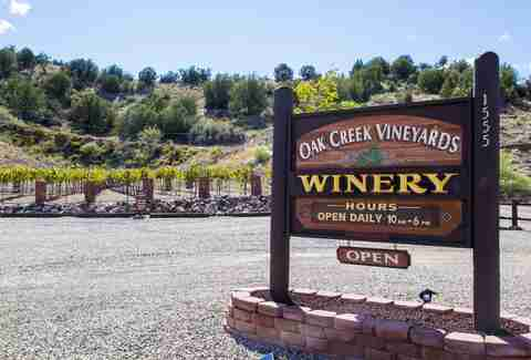 Oak Creek Vineyards and Winery