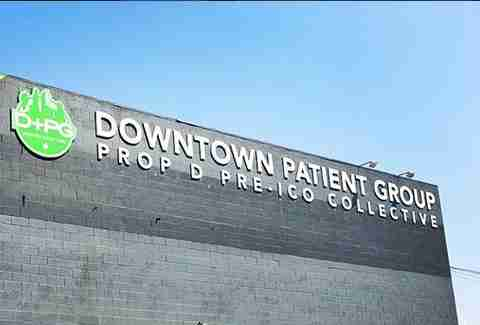 downtown patient group la
