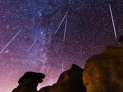 lyrid meteor shower 2018