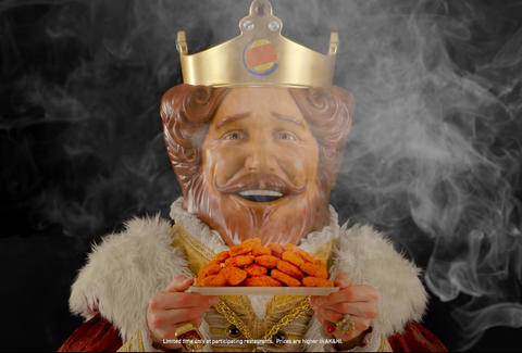 spicy nuggets burger king