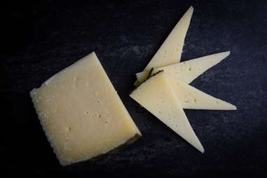 campo de mantalban cheese manchego cheeses salty nutty