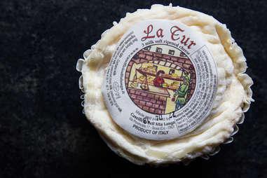 la tur robiola cheese cheeses