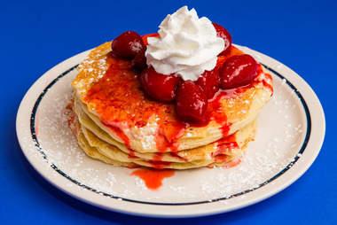 IHOP cheesecake pancakes