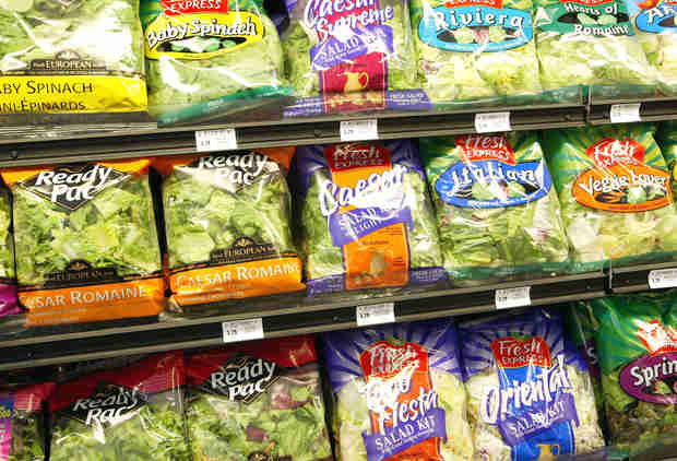 E. Coli Outbreak Tied to Romaine Lettuce Sickens 53 People in 16 States