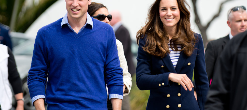 The Internet's Jokes About the Royal Baby's Name Are Already Out of Hand