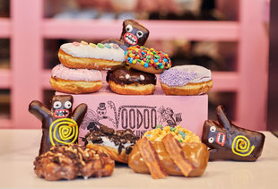 Voodoo Doughnut Is About to Open Its First East Coast Shop