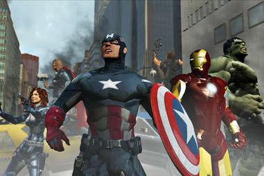 previs avengers battle of new york