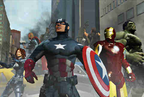 previs avengers battle of new york