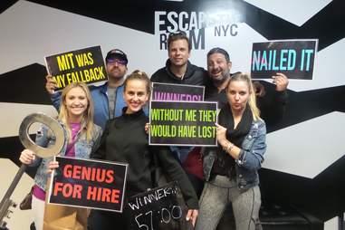 Escape The Room NYC