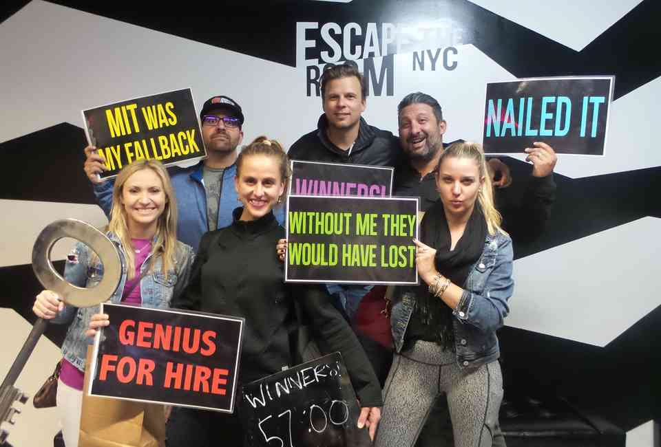 Best Escape Rooms in NYC: Challenging Puzzles for First