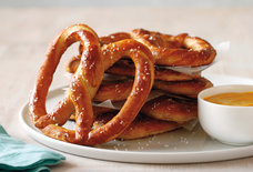 Everywhere You Can Get Free Pretzels Today for National Pretzel Day