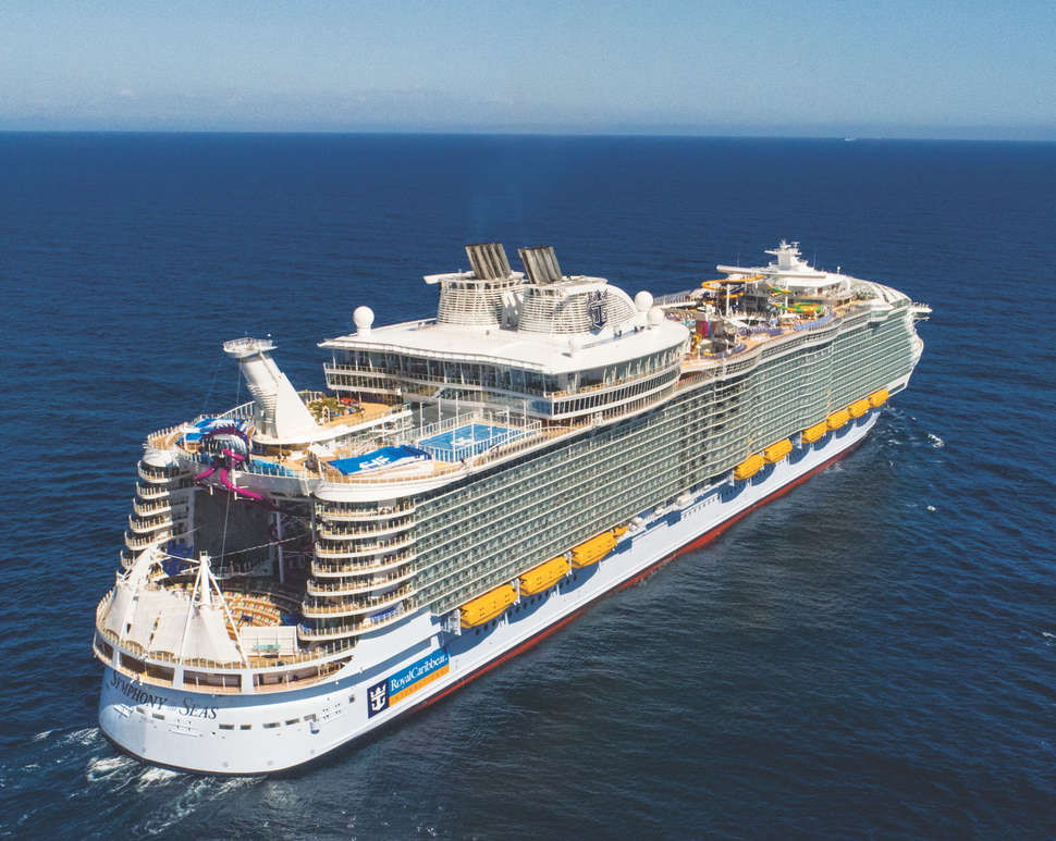 Royal Caribbean Symphony of the Seas Review: Entertainment, Food