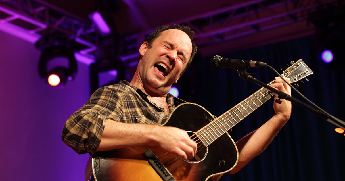 Best Dave Matthews Band Songs Ever, Ranked - Thrillist
