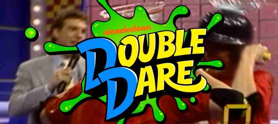 Nickelodeon Is Bringing Back 'Double Dare' With Brand New Episodes This Summer