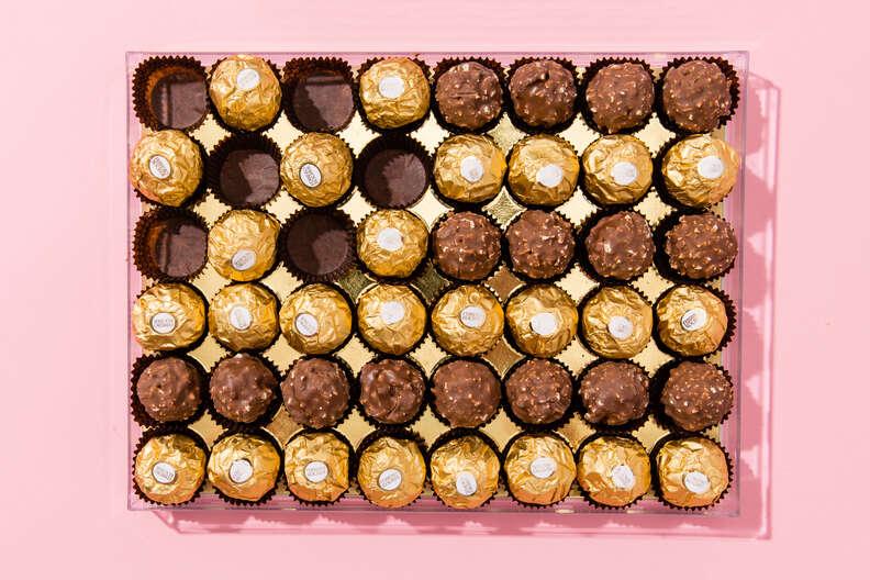 Delicious Ferrero Rocher