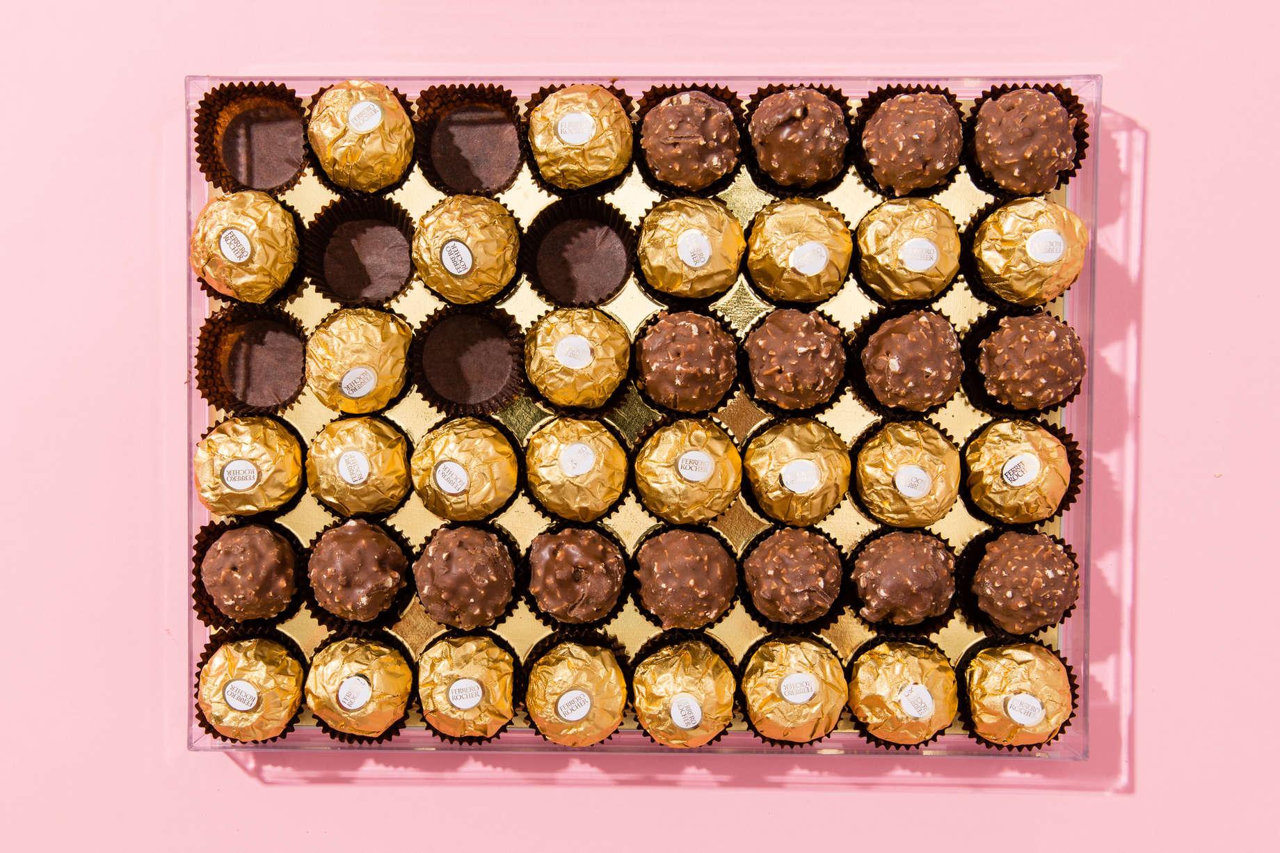 How Ferrero Rocher Chocolates Became a Status Symbol for