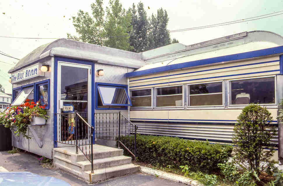 the blue benn diner