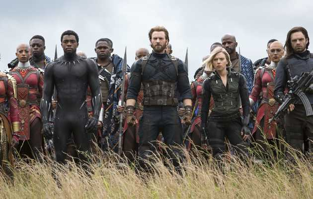 'Avengers: Infinity War' Starts Slow, Closes With the Most Shocking Marvel Ending Ever