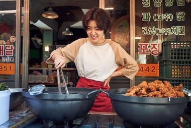 Shim Eun-Kyung roo-mi