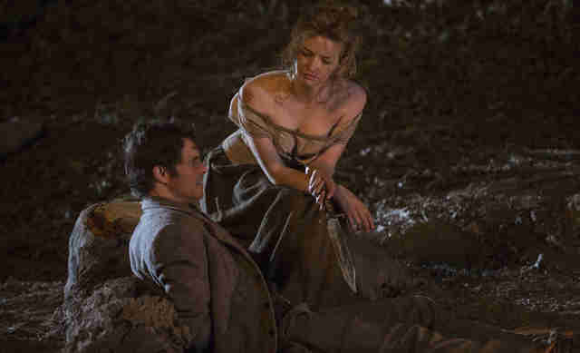 talulah riley, james marsden, westworld
