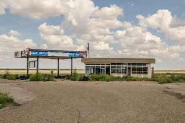 Glenrio, New Mexico/Texas on Route 66
